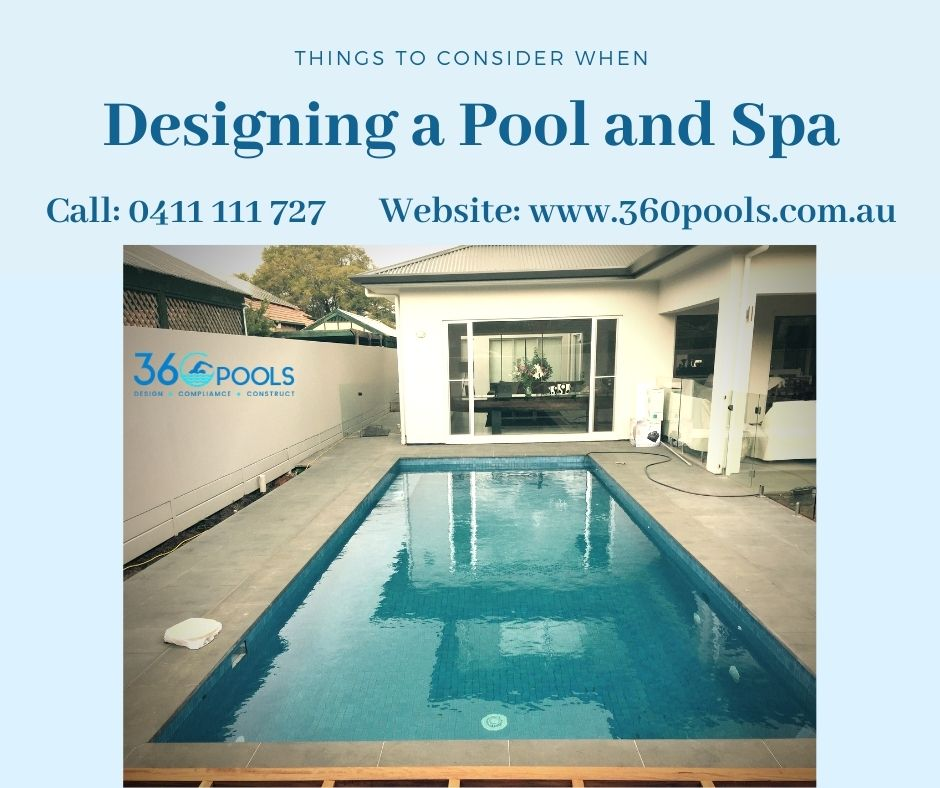 4 Things to Consider When Designing a Pool and Spa for Your Adelaide Home