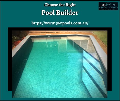 Choosing the Right Pool Builder for Your Home