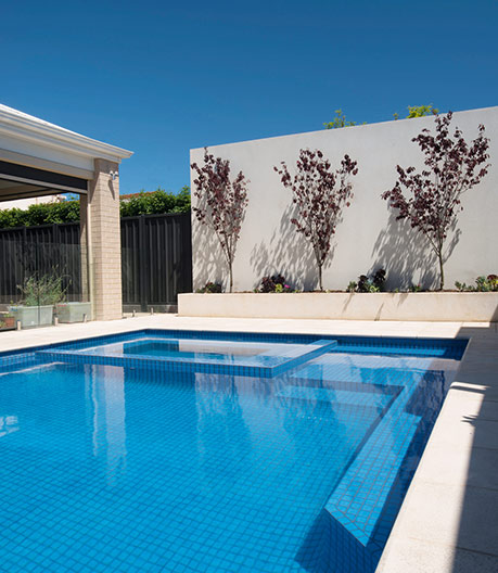 Infinity Swimming Pool Adelaide